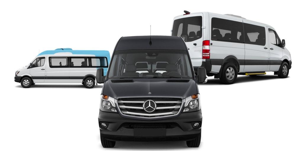 Mercedes Sprinter 10 Passenger Van