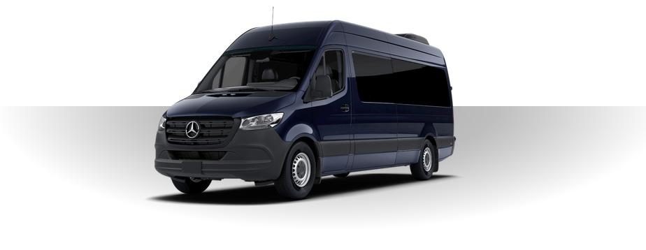 Mercedes Sprinter 15 Passenger Van for Sale