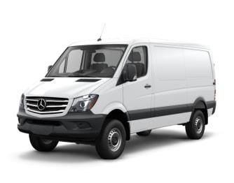 Mercedes Sprinter 4x4 Cargo Van