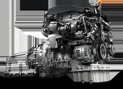 Mercedes Sprinter Cargo Van Engine