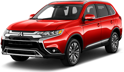 Mitsubishi Outlander best 3rd row suv