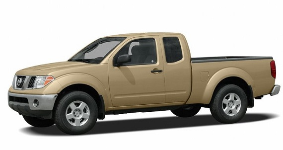 Nissan Frontier 4-Cylinder