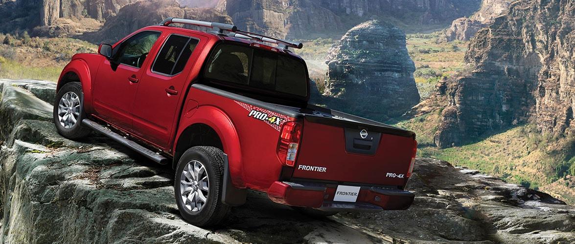 Nissan Frontier PRO-4X All Terrain Truck