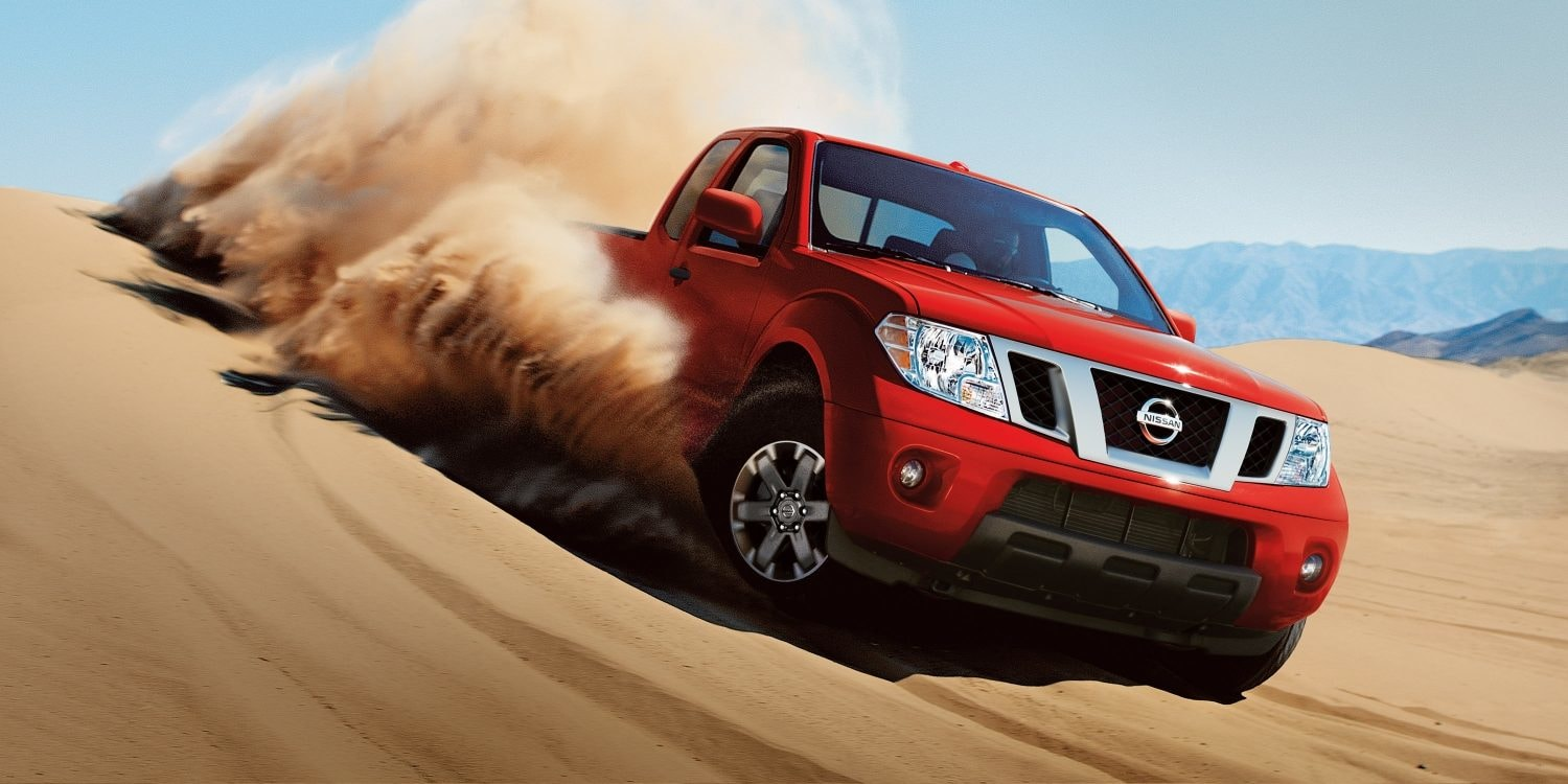 Nissan Frontier Small Pickup Truck