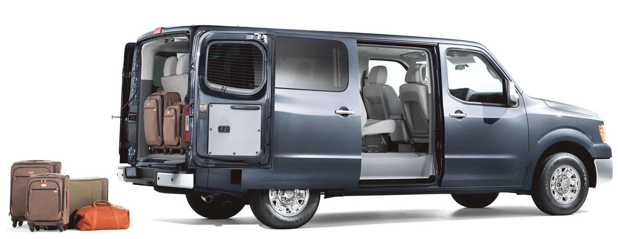 Nissan NV 10 Passenger Vehicle