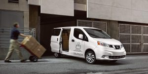 Nissan NV200 Compact Cargo Wan