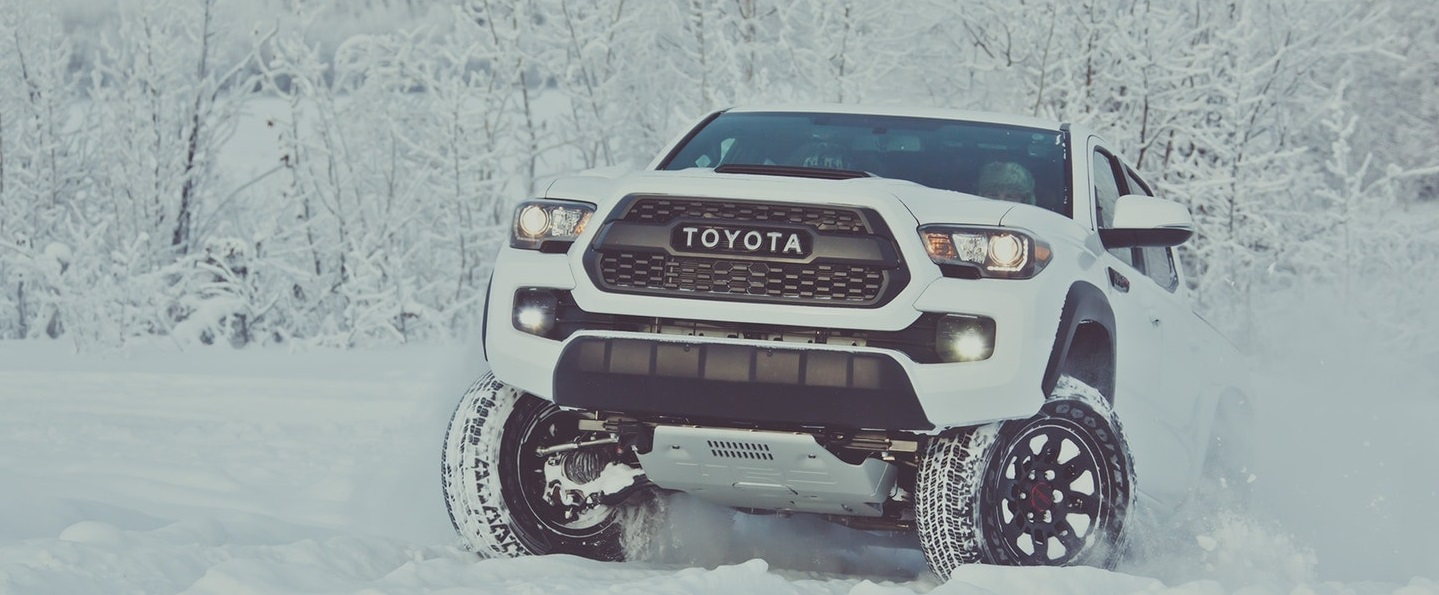Off Road Truck Toyota Tacoma TRD Pro