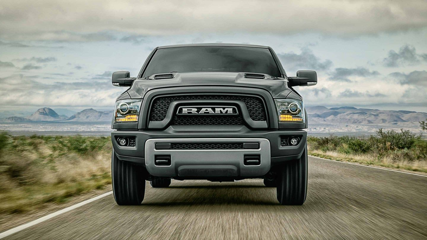 RAM 1500 Rebel 4x4 Trucks