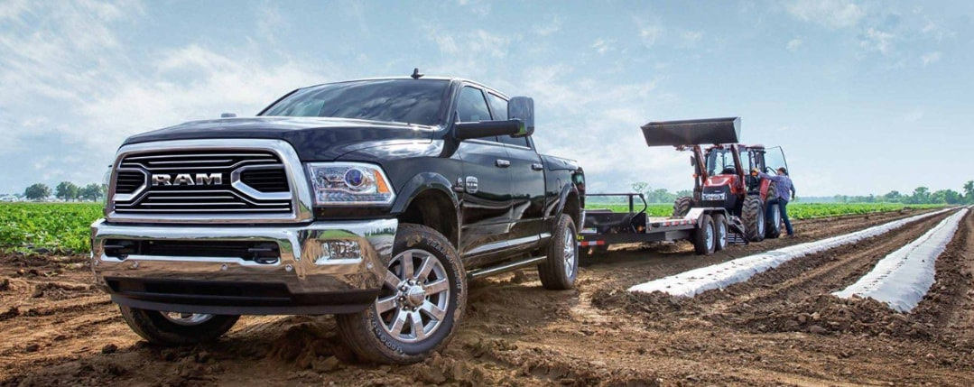 RAM 2500 Diesel Truck