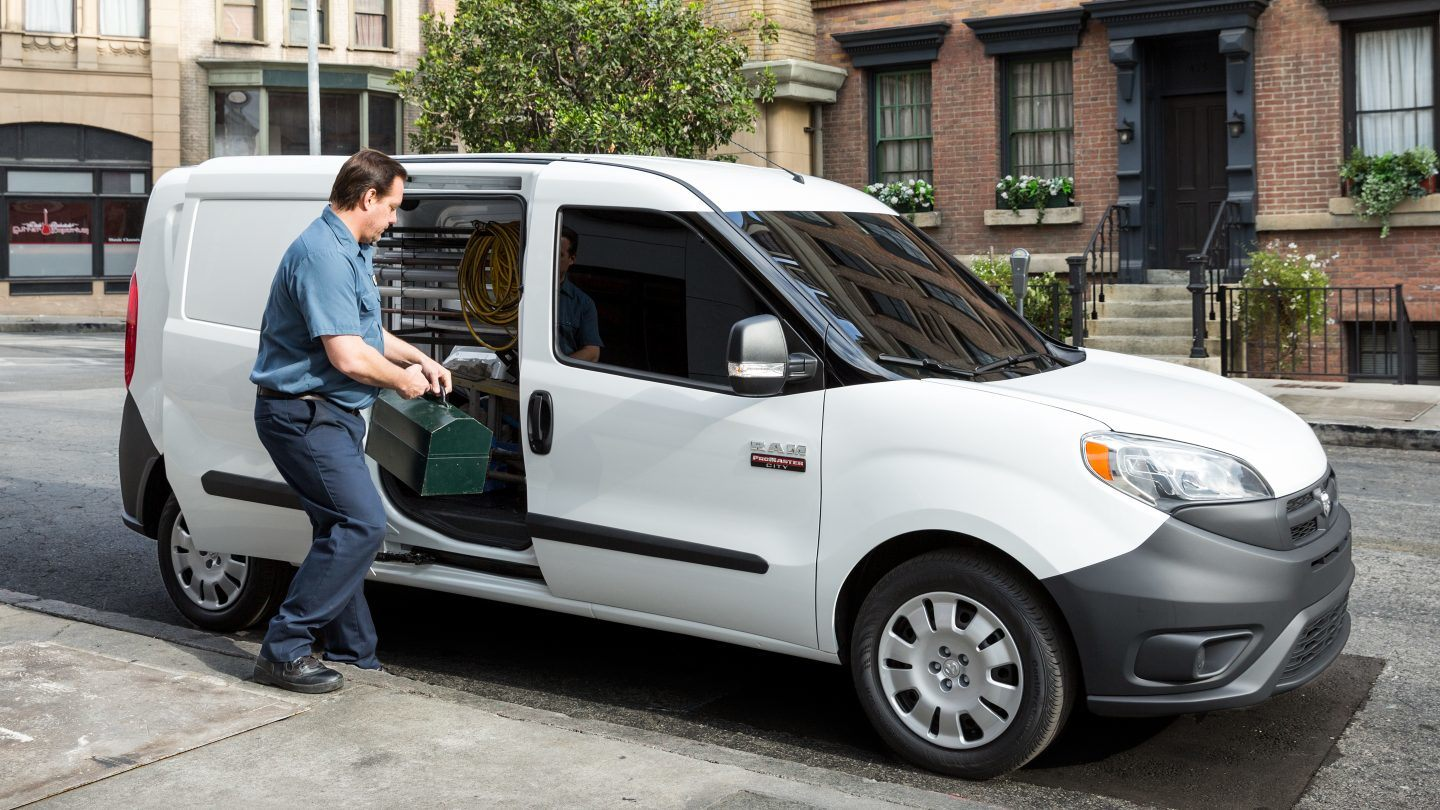 RAM ProMaster City Small Work Van