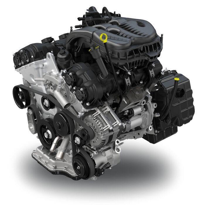 RAM ProMaster Engine