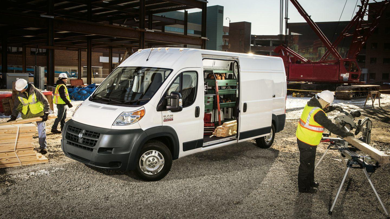 Ram ProMaster Cargo Van Main