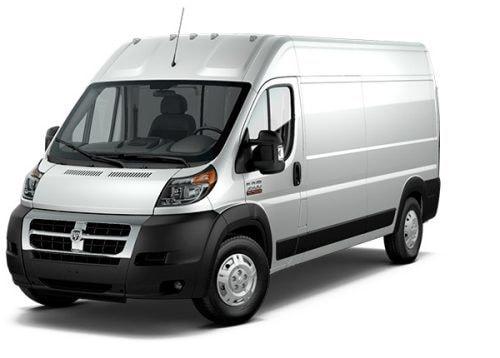 Ram Promaster Diesel Van