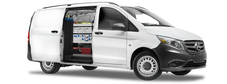 Small Cargo Van - Mercedes-Benz-Metris