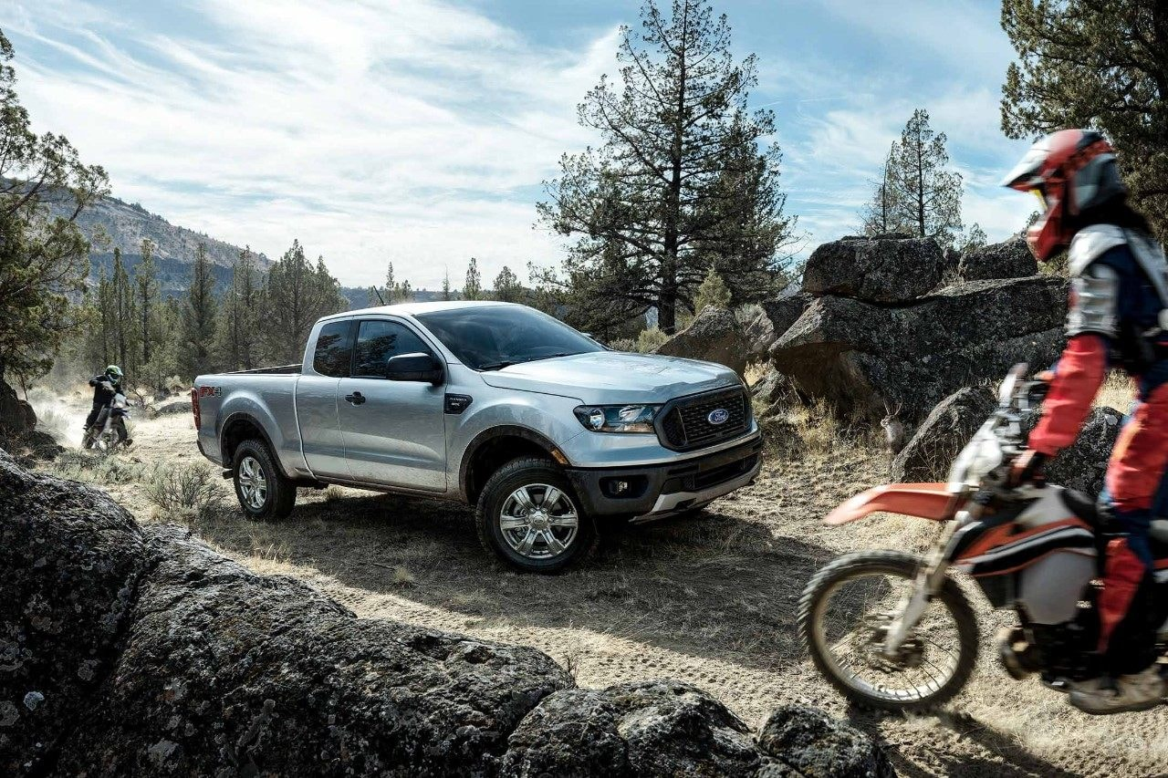 Small Truck - 2019 Ford Ranger