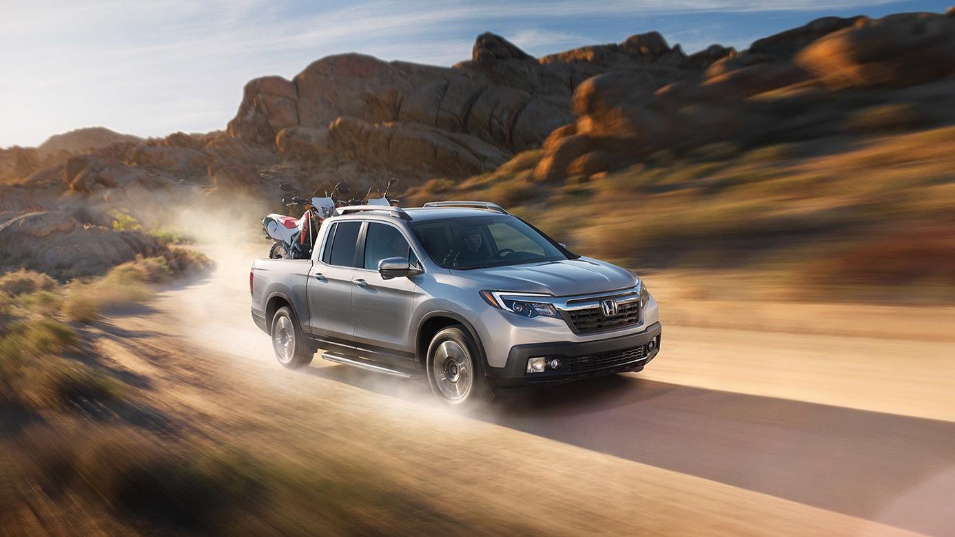 Small Truck - 2019 Honda Ridgeline