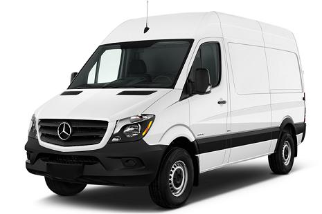 Used Mercedes Sprinters Cargo Van