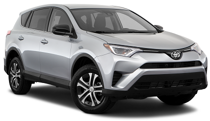 Best Used Crossover SUV - Toyota RAV4