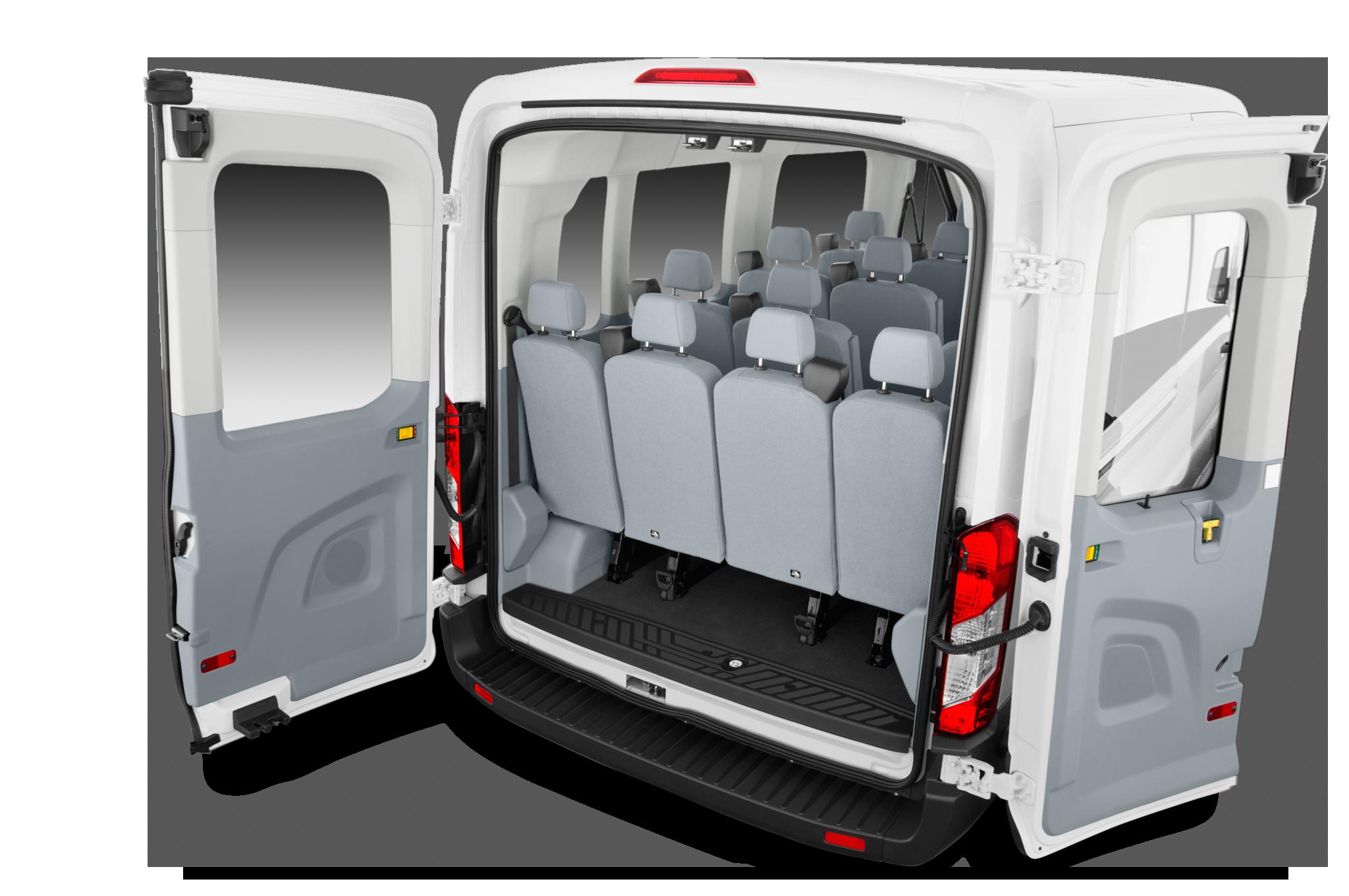 ford transit passenger van balance between price functionality ford transit passenger van balance