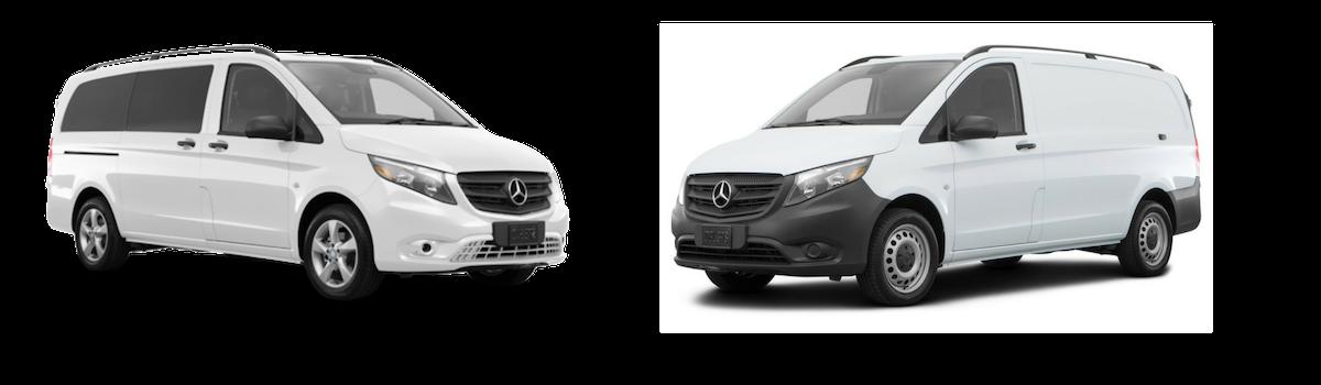 mercedes minivan