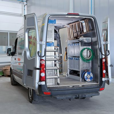 work van organization