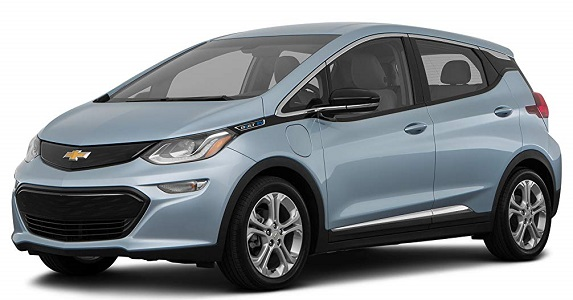 Chevrolet Bolt EV – Best Value Electric Car