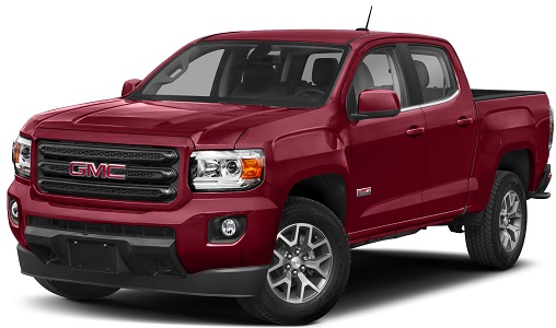 GMC Canyon All Terrain X