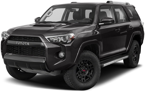 Toyota 4Runner TRD Pro