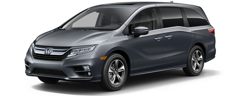 Honda Odyssey – Best Minivan for Camping