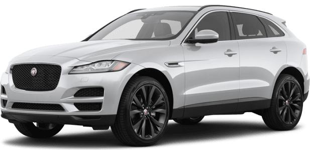 Jaguar F-PACE 2.0 Turbodiesel