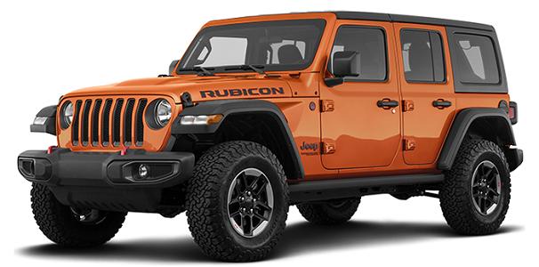 Jeep Wrangler 3.0-liter V6 EcoDiesel