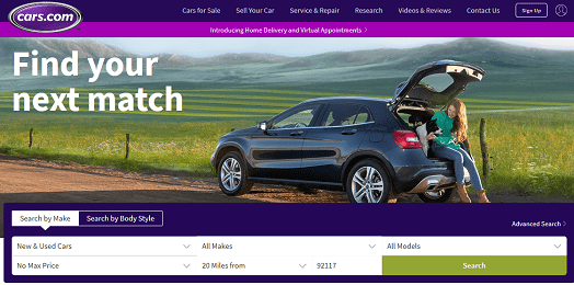 Cars – Perfect for Quick Shopping