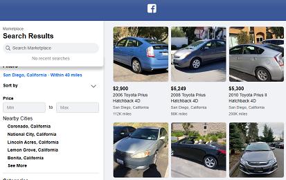 Facebook Marketplace Built-in Messaging Capabilities