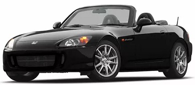 Honda S2000 cheap sports cars