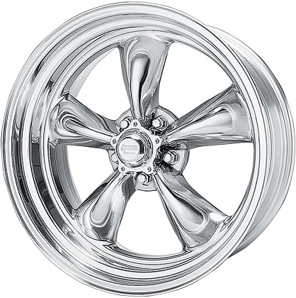 American Force Polished Atom Wheels