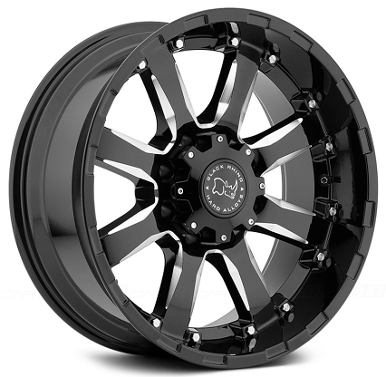 Black Rhino Hard Alloys Alpine