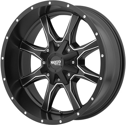 Moto Metal MO 970 Wheels