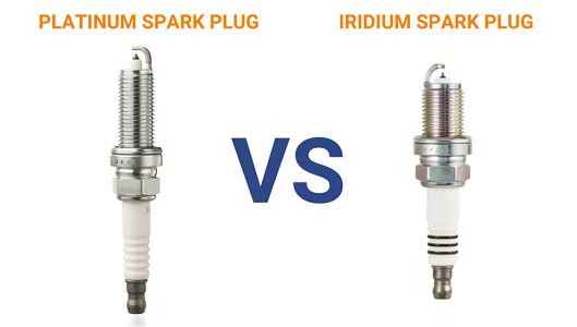 iridium vs platinum spark plugs