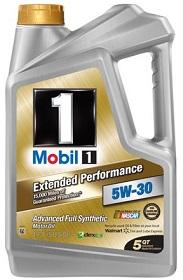 Mobil 1 Extended Performance 5W-30 Motor Oil
