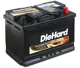 DieHard Advanced Gold 34R – Best Car Battery for Hot Weather