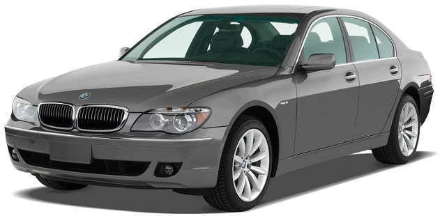 2002 to 2008 BMW 7-Series