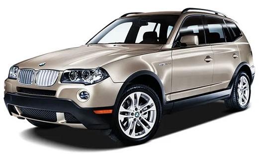 2006-2010 BMW X3