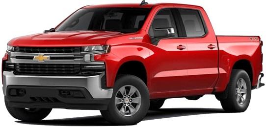 2020 Chevy Silverado 1500 – Best Diesel Truck MPG