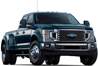 2020 Ford F-450 Super Duty – Best Diesel Truck for Towing
