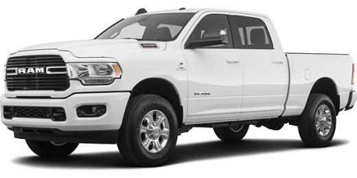2020 RAM 2500 – Overall Best Diesel Truck