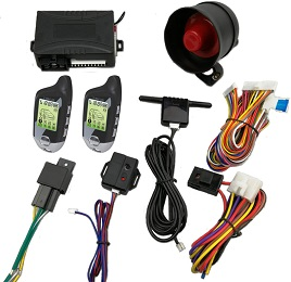 CarBest Security Paging Car Alarm