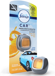 Febreze Car Air Freshener - Best Car Air Freshener for Smokers