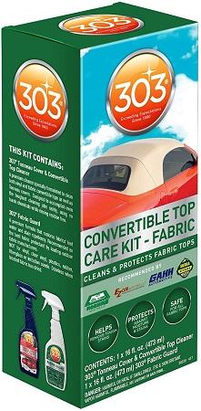 303 Convertible Fabric Top Care Kit