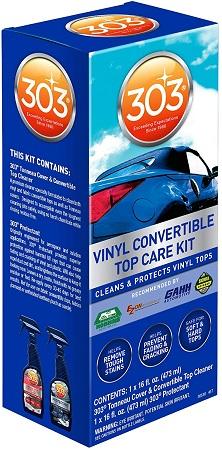 303 Vinyl Convertible Vinyl Top Kit