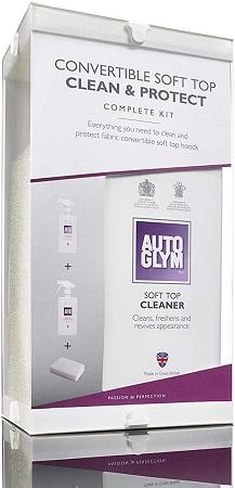 Autoglym Fabric Hood Fabric Roof Cleaner Kit
